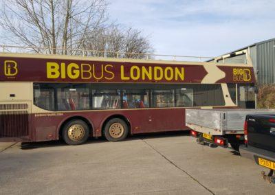 Double Decker Bus, UK
