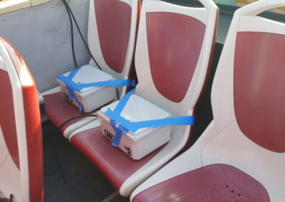 parSYNC® in use on bus